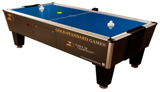 Tournament pro air hockey table gold standard games - Tournament air hockey table ...